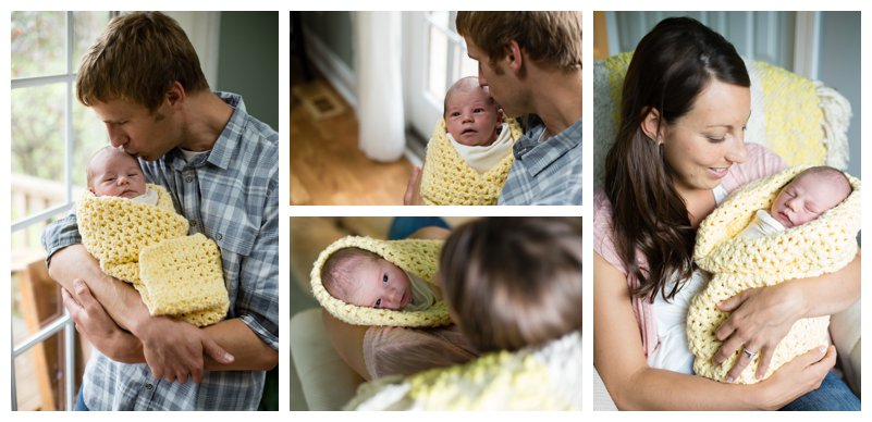 Saline, Mi Newborn Photographer