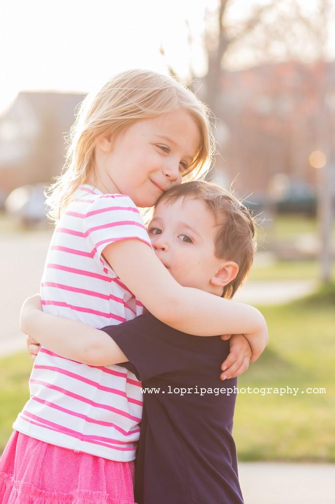 Ann Arbor Children's photographer