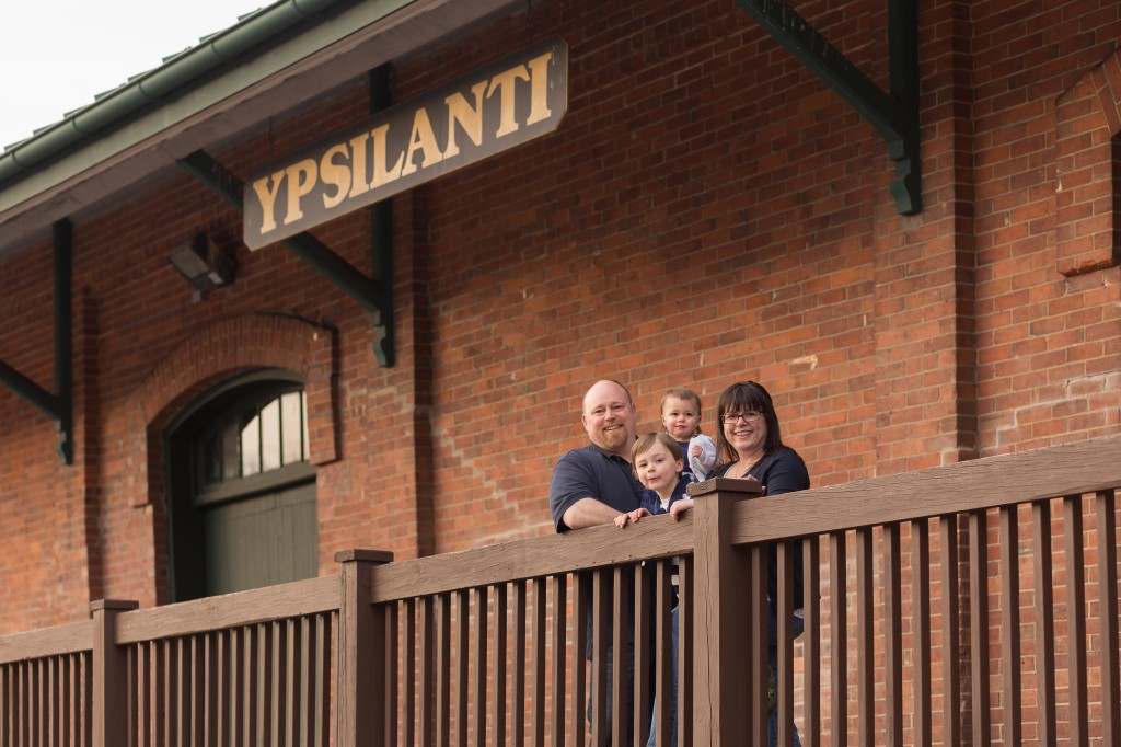 Ypsilanti family photographer