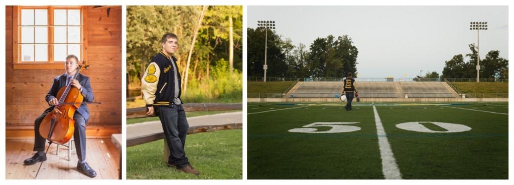 Ann Arbor senior photographer