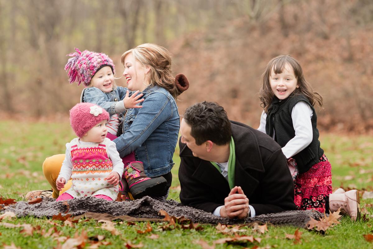 Metro Detroit Family Photographer