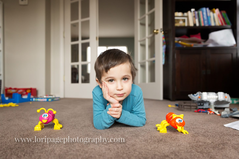 Ann Arbor documentary child photographer