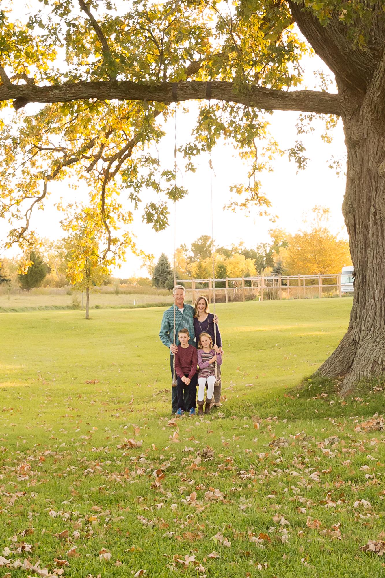 Dexter, Mi outdoor family photographer