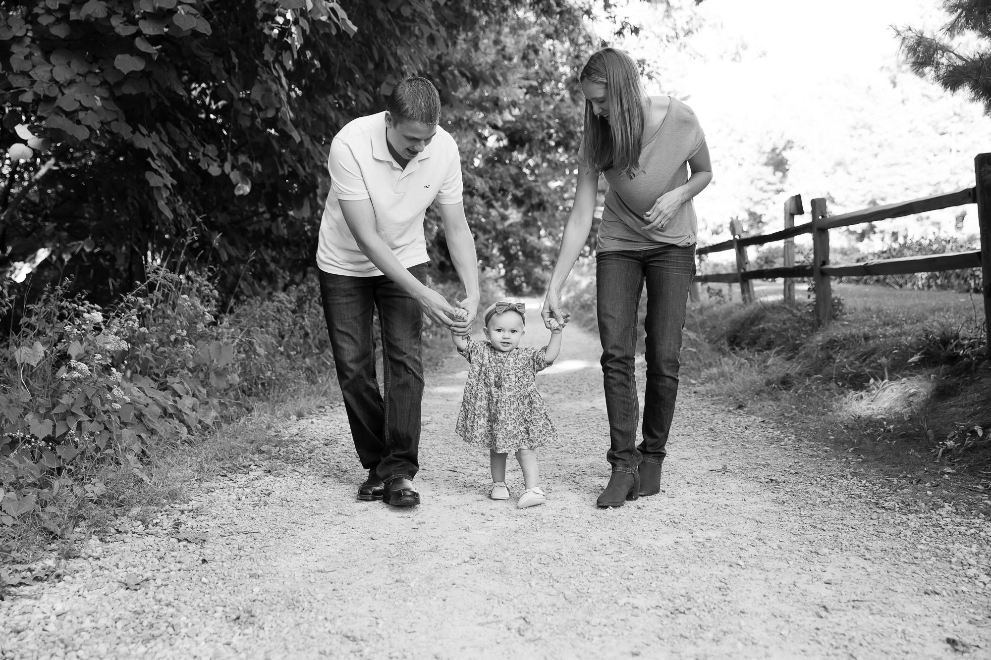 Ann Arbor outdoor family photographer