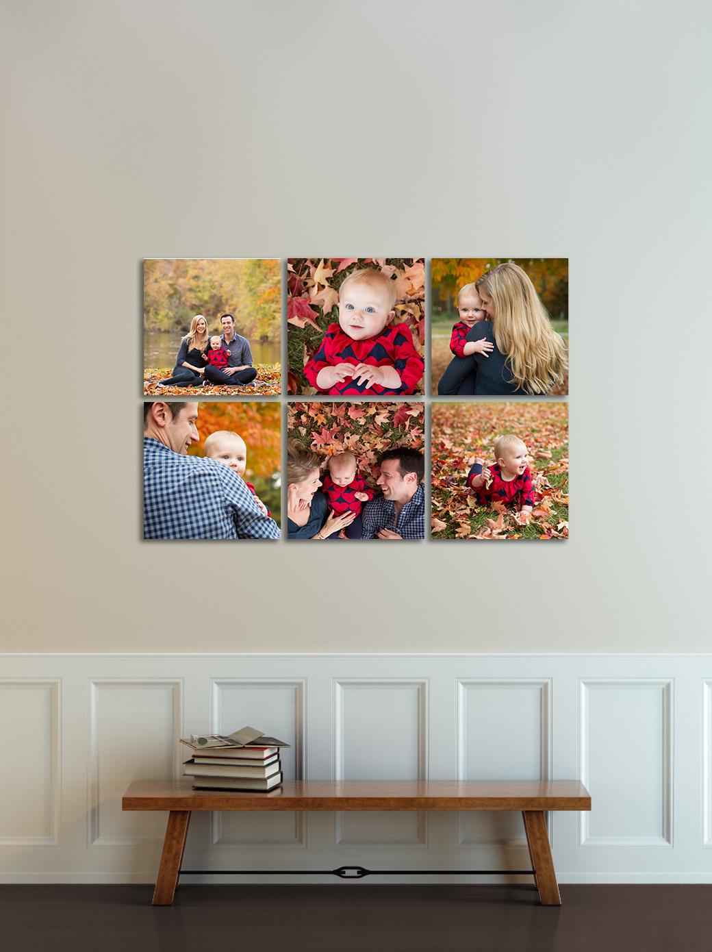 Wall Art Wednesday! {Ann Arbor Family Portrait Photographer}