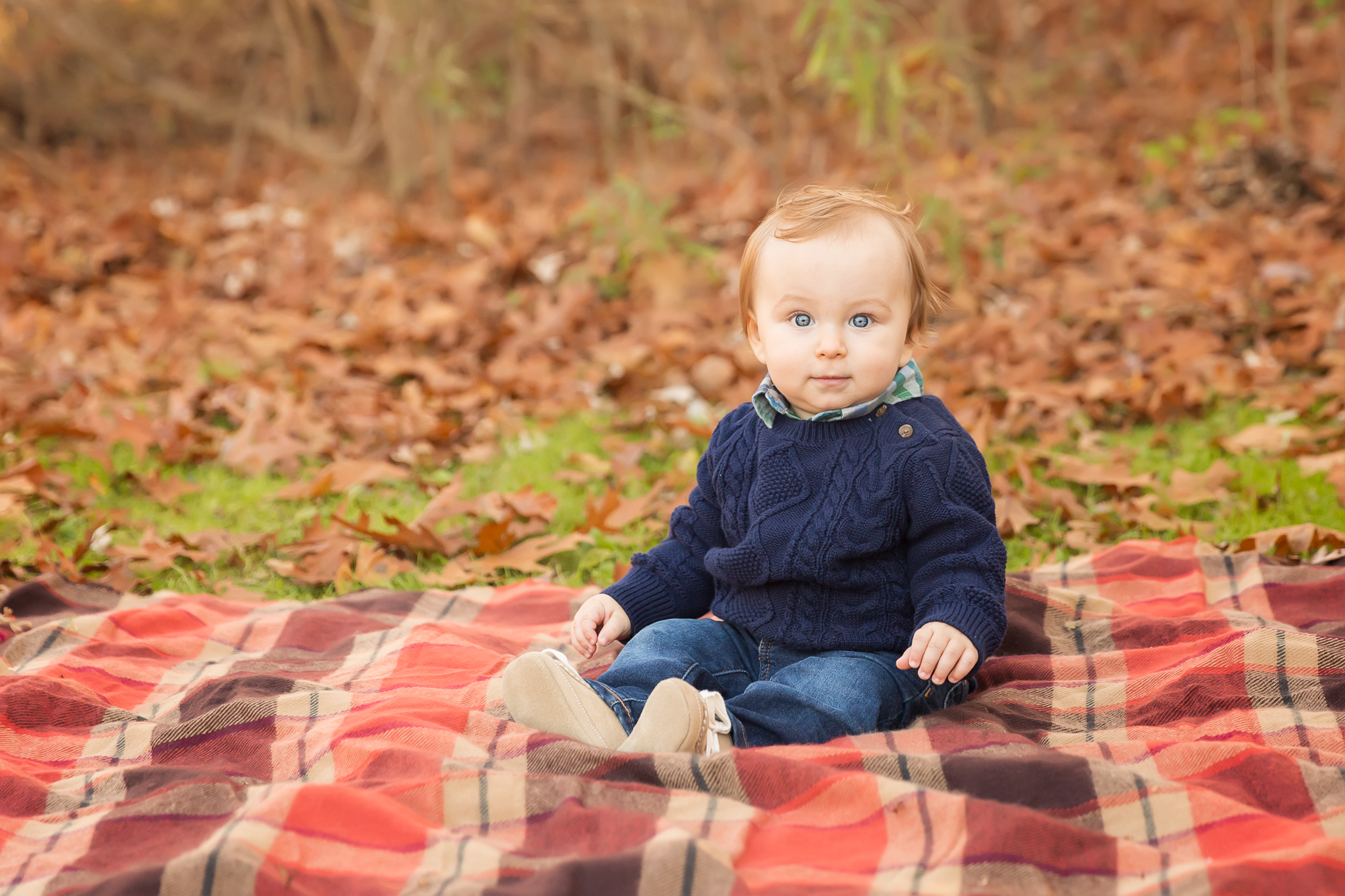 Almost One Year Old! {Ann Arbor Baby Photographer}