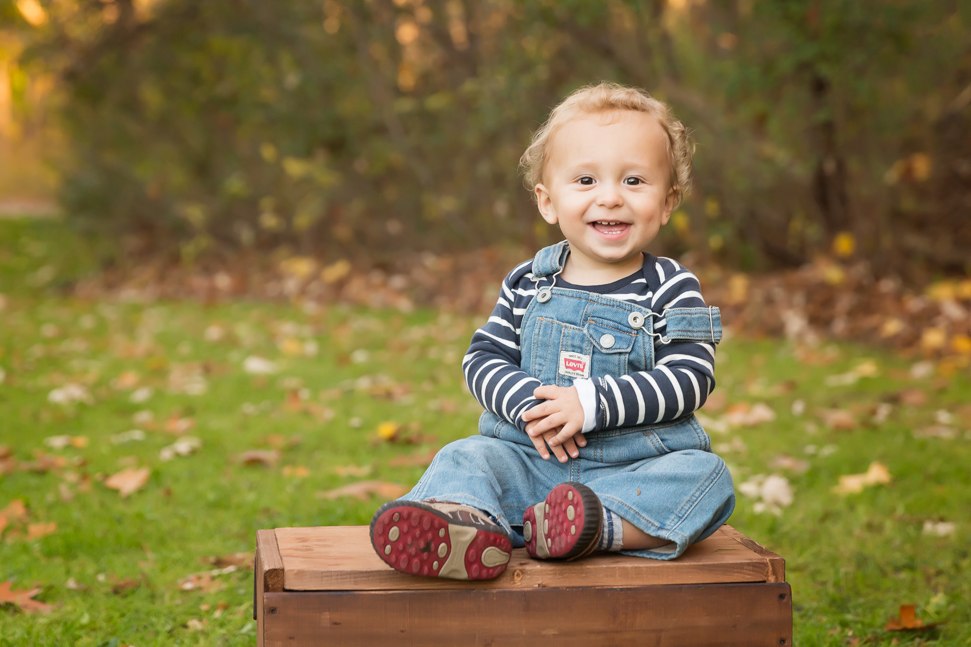 Almost One Year Old! {Ann Arbor Family Photographer}