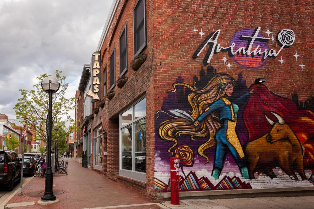 Urban Photography in Ann Arbor Mi © Lori Page Photography