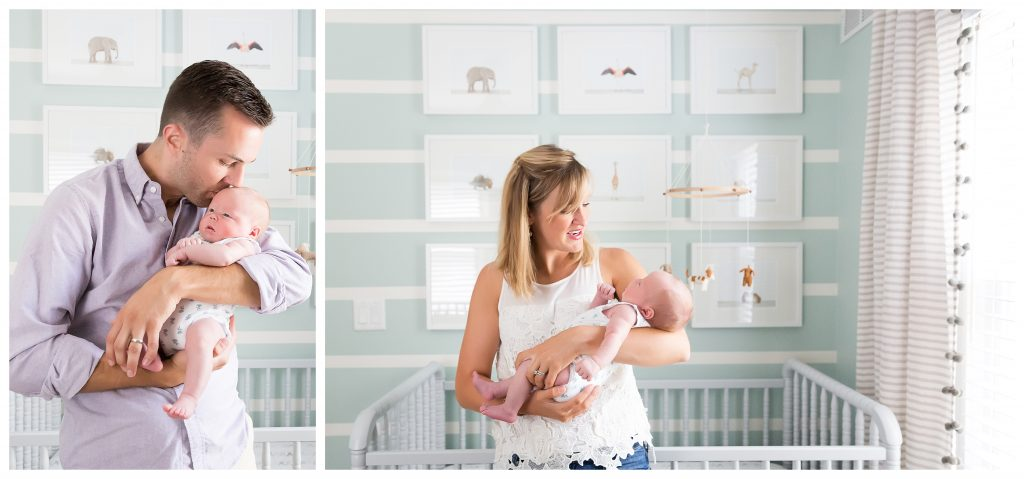 Plymouth Mi Baby Photographer | Newborn Boy + Girl Twins!