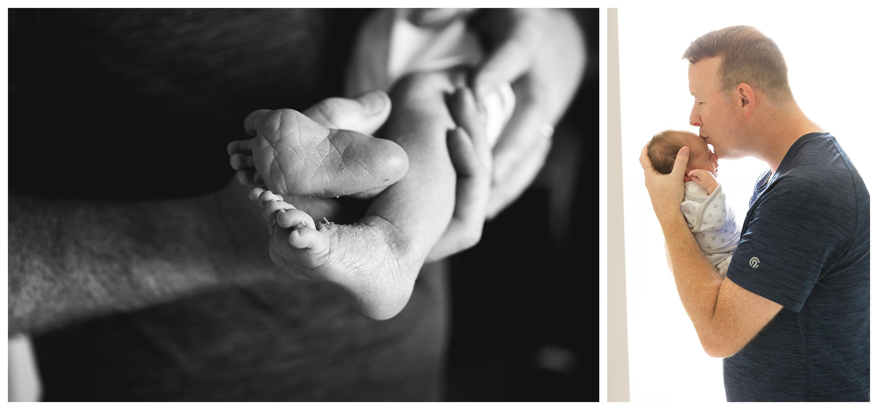 Ypsilanti Baby Photographer | And Baby Makes Three