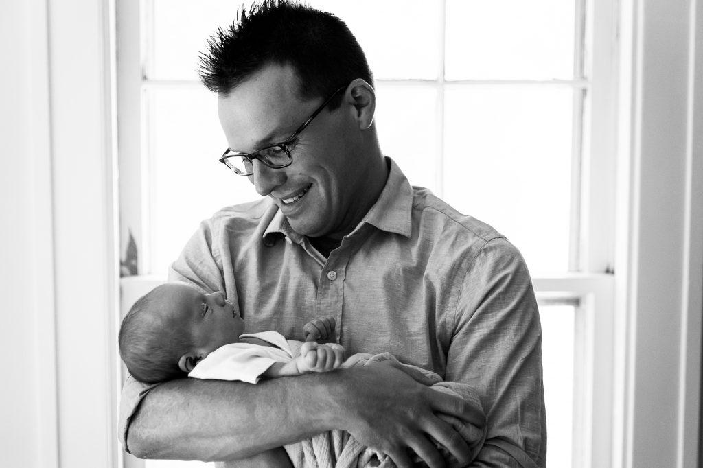 Ann Arbor Natural Newborn Photographer