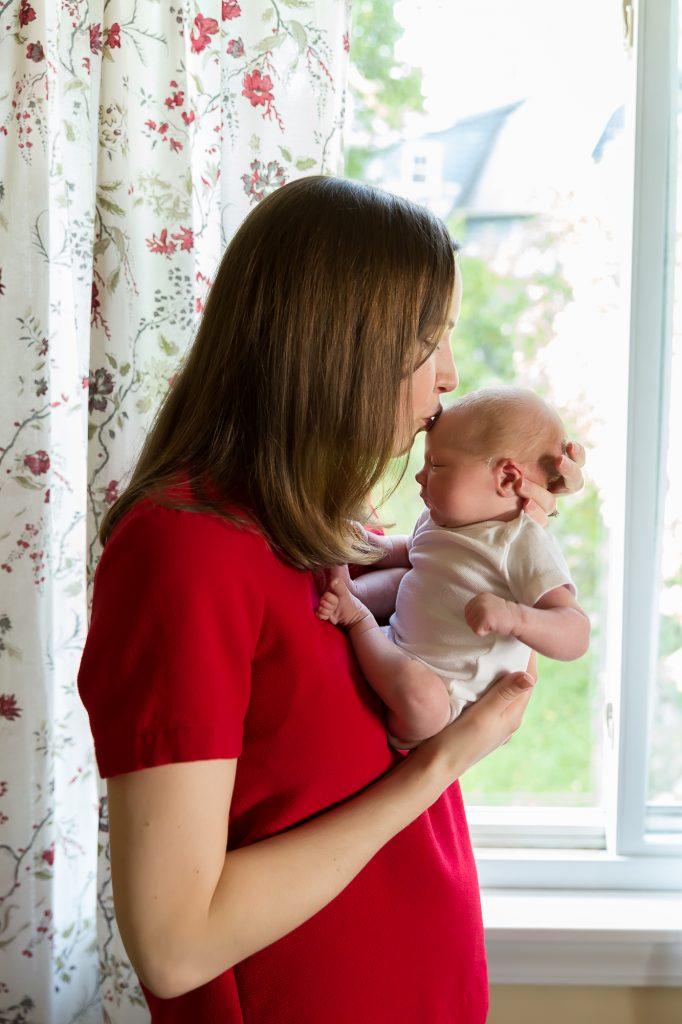 Ann Arbor In-Home Newborn Photographer