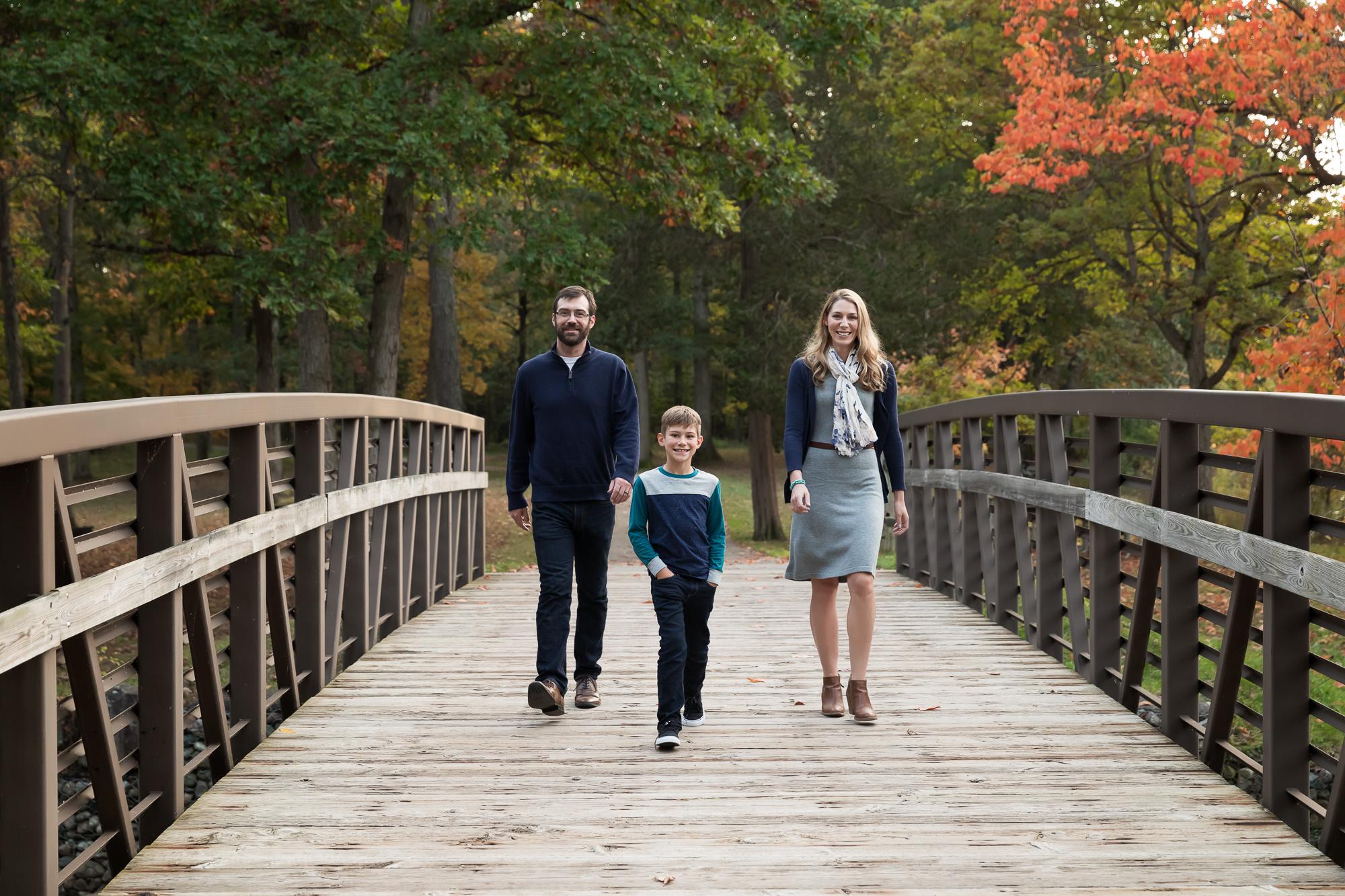 Ann Arbor Fall Portrait Photographer
