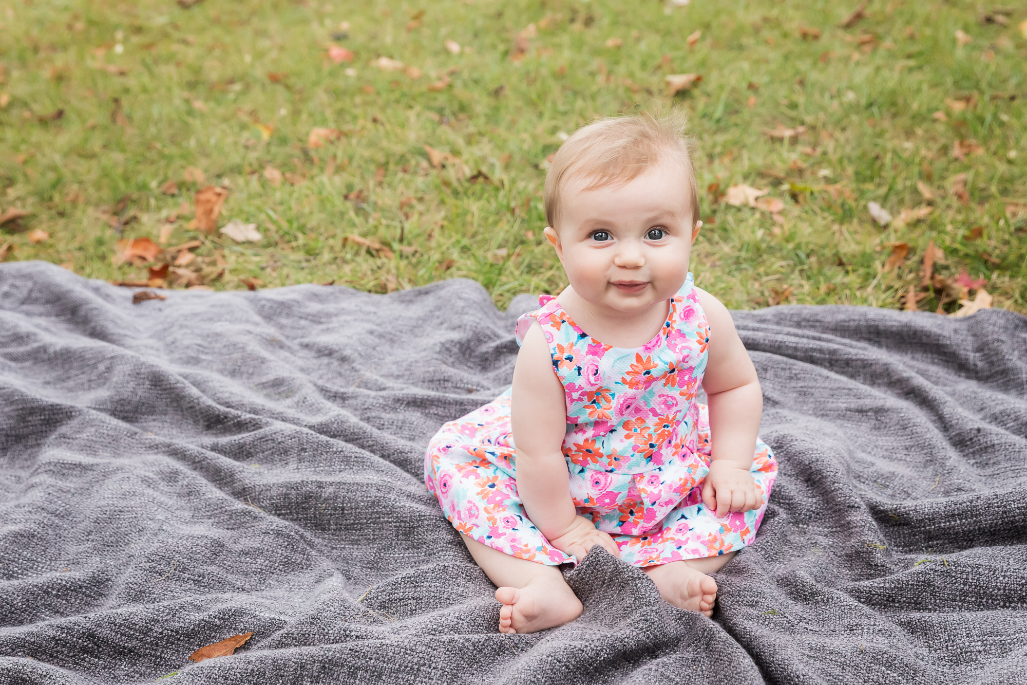 And Baby Makes Four | Northville Family Photographer