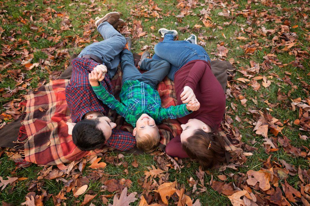 Saline Mi Family Photographer | Artistic Family Photos