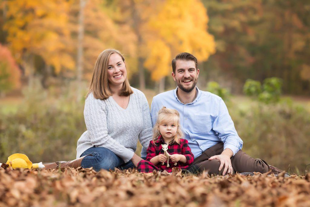 Ann Arbor Fall Family Photographer