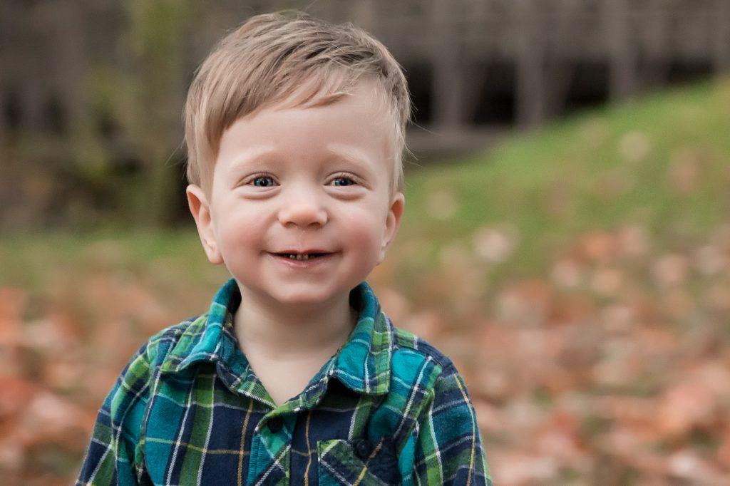 Ann Arbor Portrait Photographer | Fall Family Photos