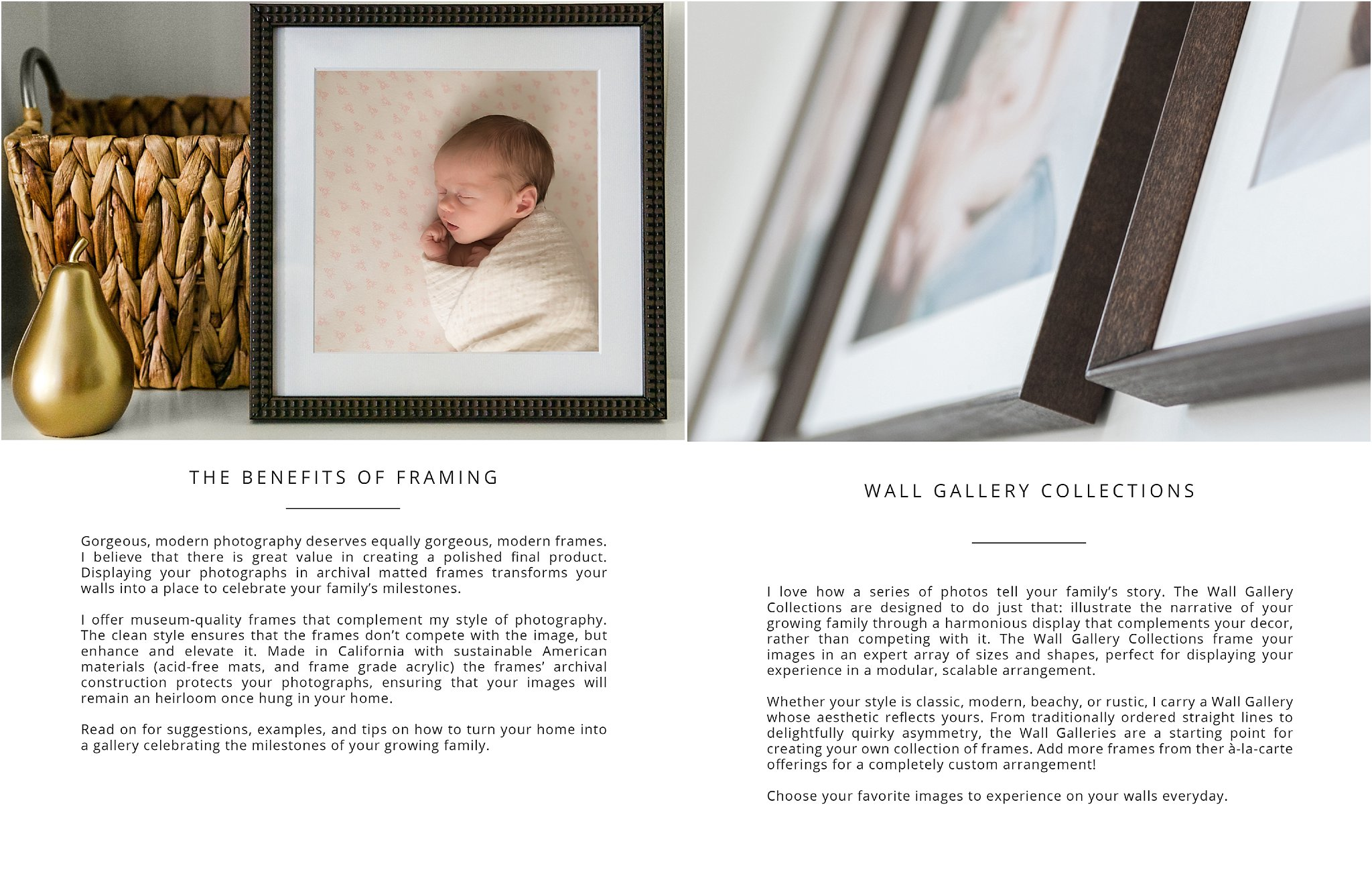 Dress Your Walls | Ann Arbor Modern Portrait Photographer