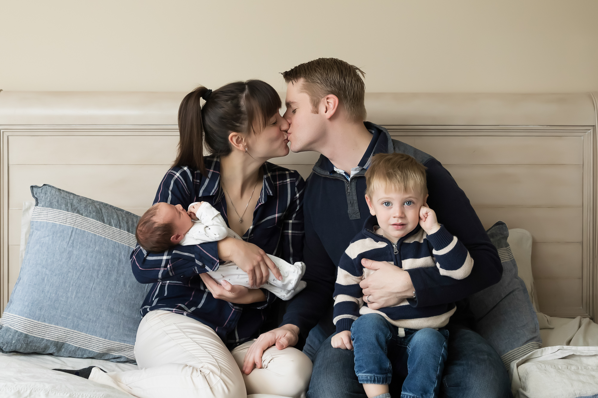 Ann Arbor Newborn Photographer   Just in Time for Christmas!