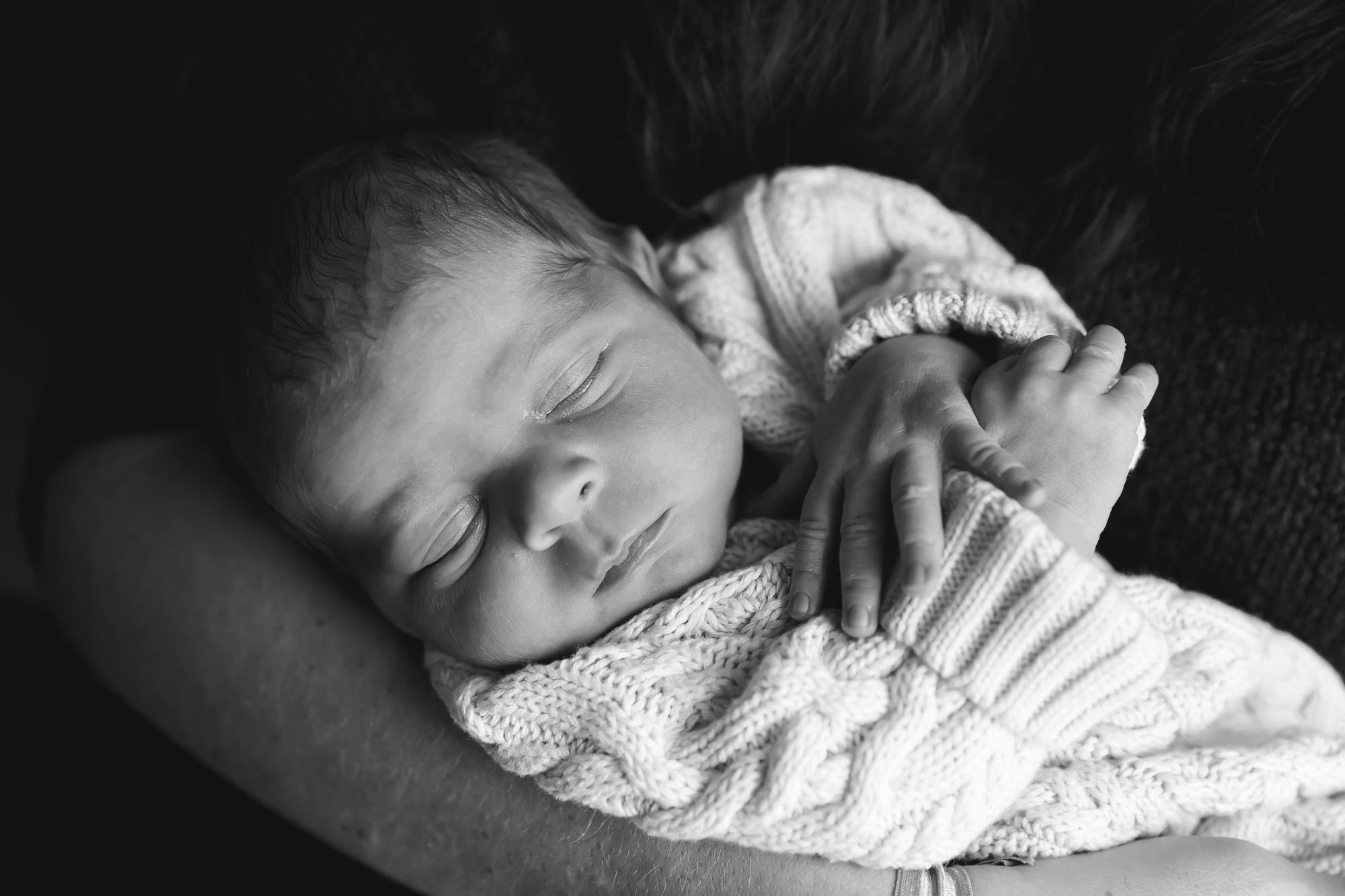 Ann Arbor Family Photographer | And Baby Makes Four!