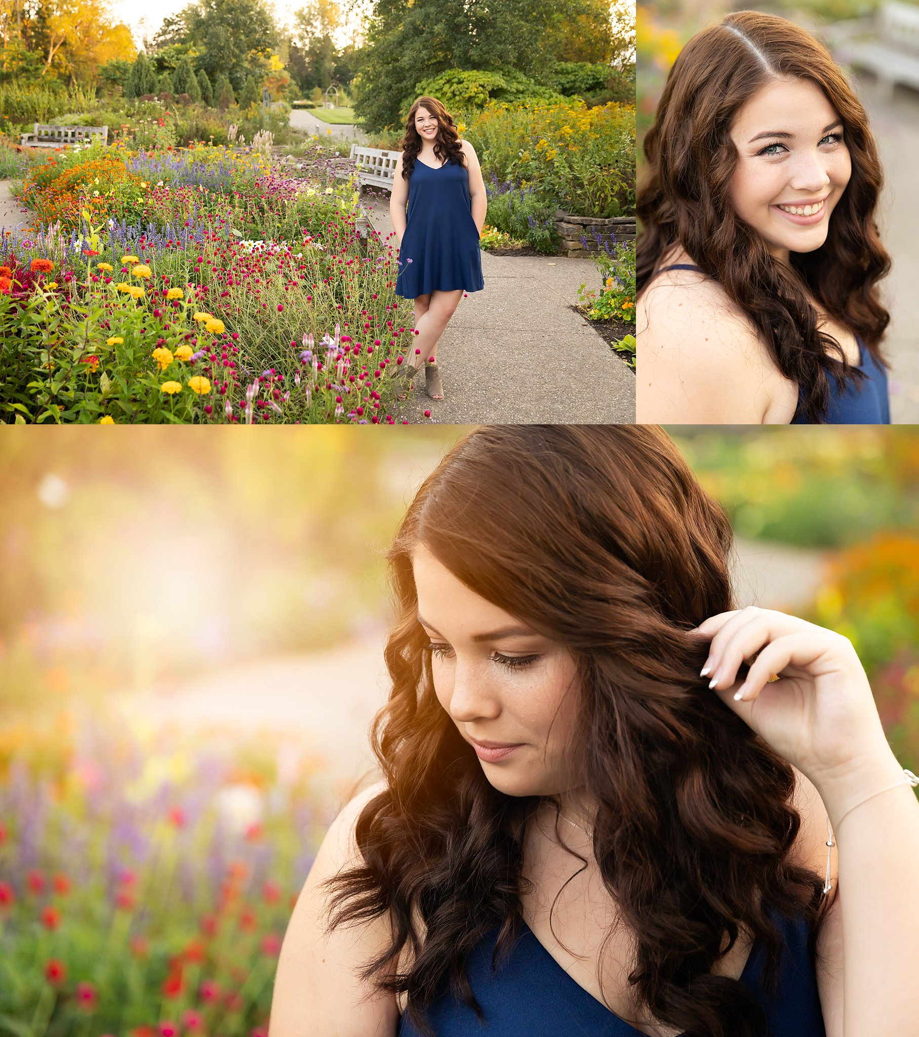 Ann Arbor Senior Portrait Photographer | Saline High School