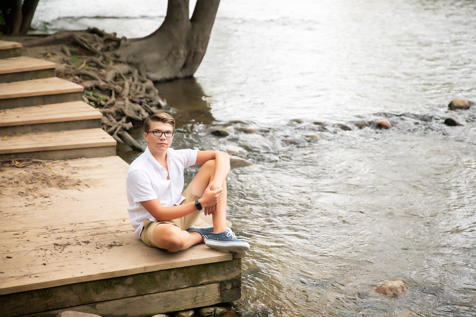 ann arbor senior portrait photographer