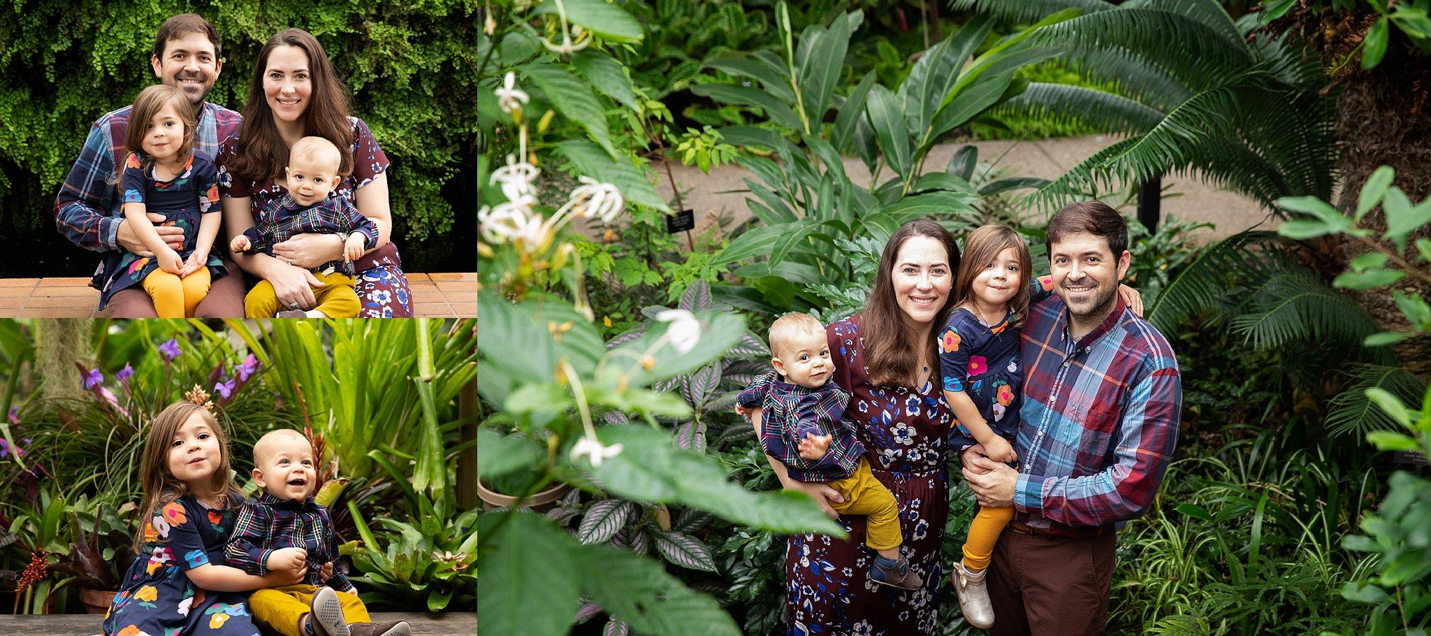 Matthaei Botanical Gardens | Ann Arbor Portrait Photographer