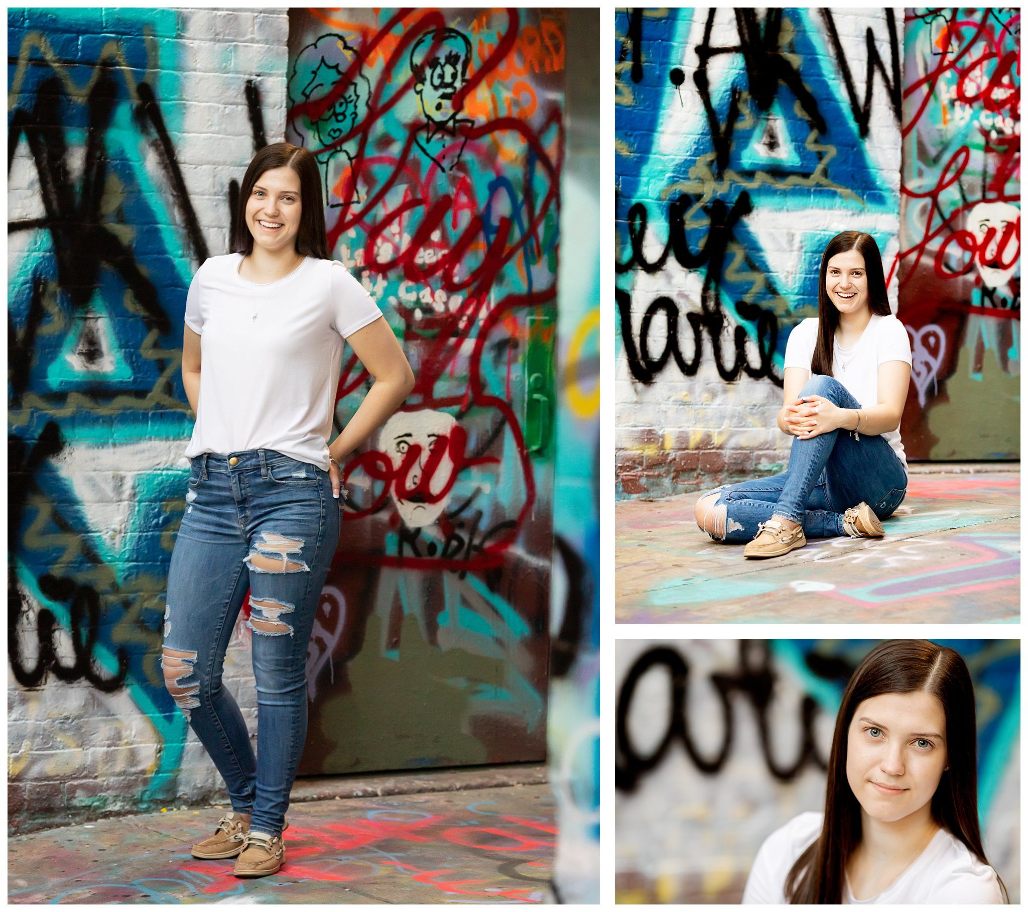 Ann Arbor Senior Portrait Photographer | Class of 2020 Livonia Churchill High School
