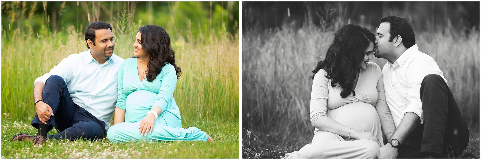 Maternity Photos at Matthaei | Ann Arbor Maternity Photographer