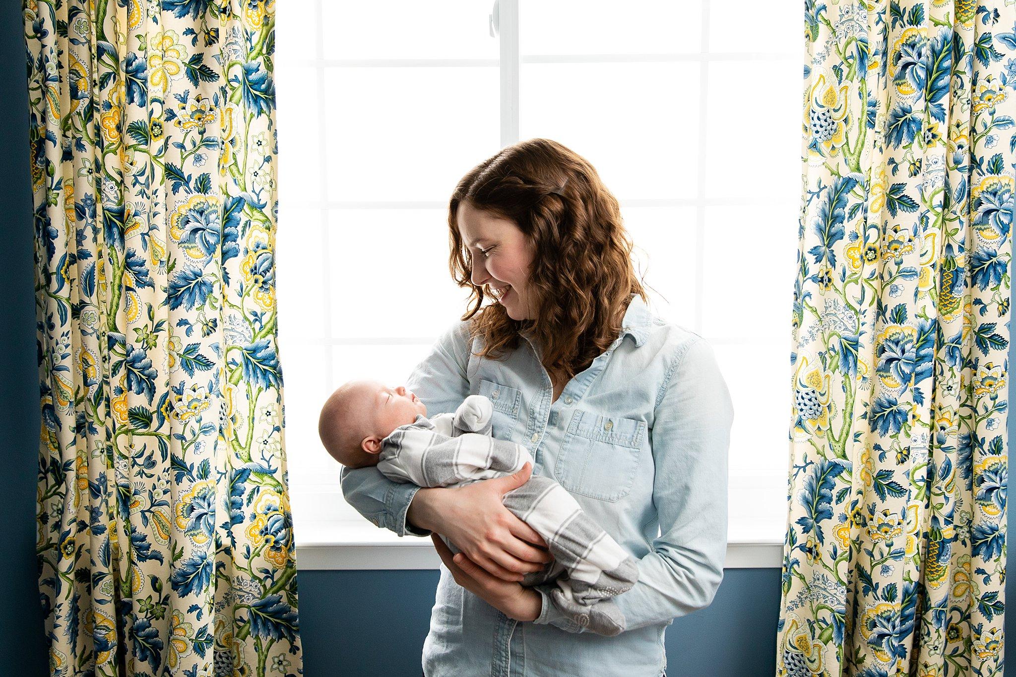 Family of Four | Ann Arbor Newborn Photographer