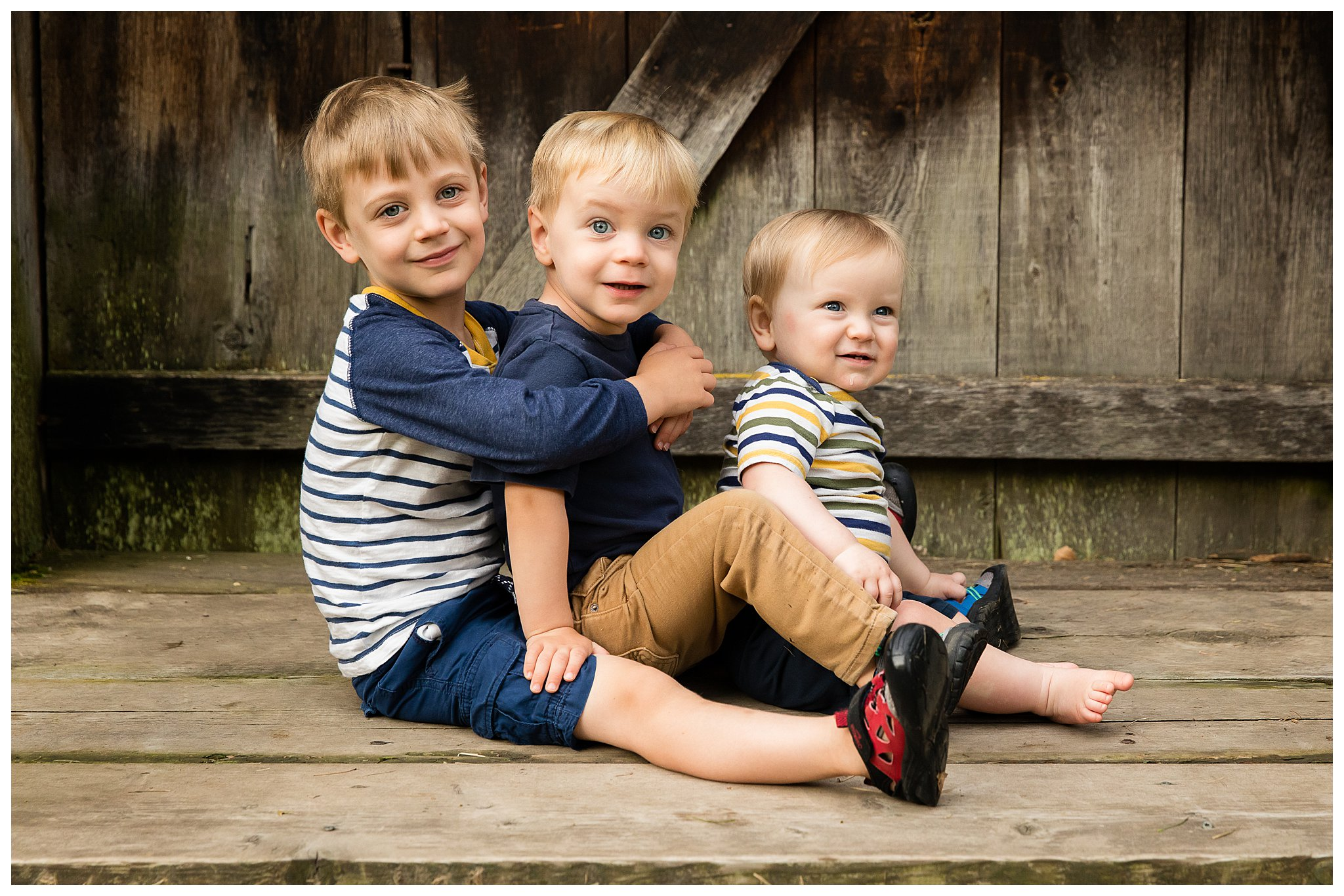 Ann Arbor Family Photographer | Party of Five!