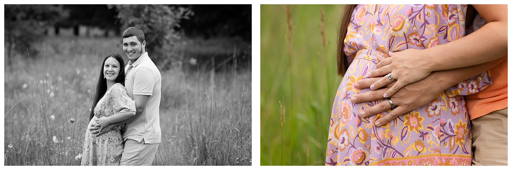 Ann Arbor Family Photographer | Pregnancy Announcement Photos