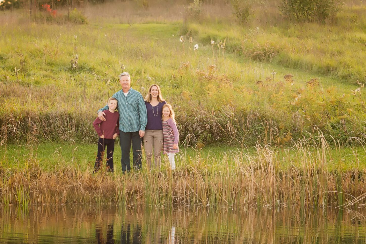 Dexter, Mi outdoor family photographer