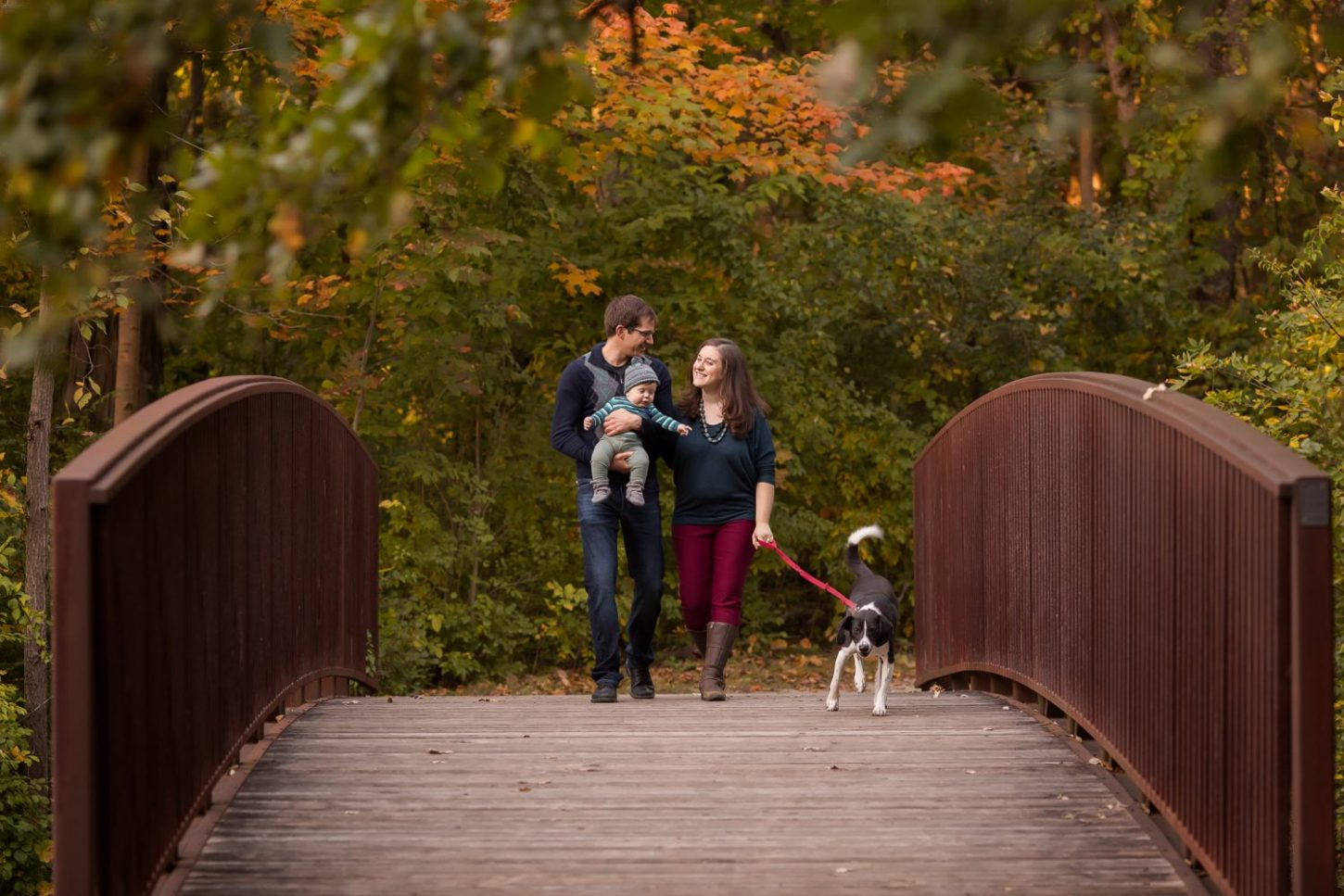 Ann Arbor outdoor family photographer