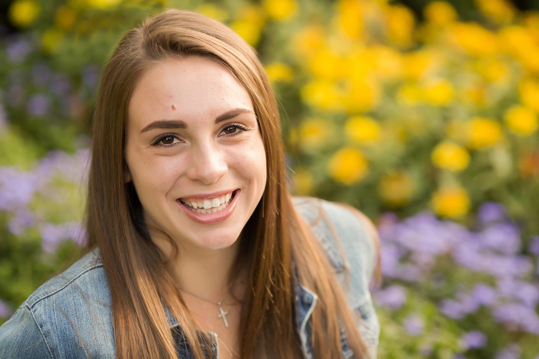 senior pictures Ann Arbor